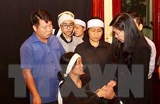 Hà Nội: Thăm hỏi, hỗ trợ gia đình liệt sỹ, Thiếu tướng Nguyễn Hữu Hùng