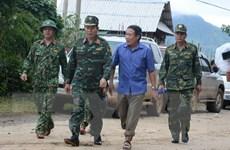 Sạt lở đất ở Hướng Hóa-Quảng Trị: Quyết tâm sớm đưa đồng đội trở về