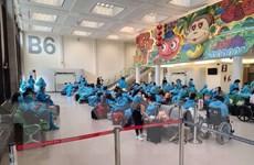 Đưa gần 360 công dân Việt Nam từ Đài Loan về nước an toàn