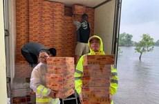 Thừa Thiên-Huế: Kịp thời cứu trợ, hỗ trợ người dân vùng lũ
