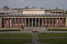 Đức điều tra vụ phá hoại tác phẩm nghệ thuật tại Đảo Bảo tàng Berlin