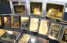 """Giá vàng thế giới """"lấp lánh"""" hơn đối với các nhà đầu tư"""