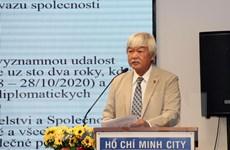 Vun đắp tình hữu nghị truyền thống giữa nhân dân hai nước Việt Nam-Séc