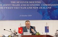 Hướng tới tăng trưởng hơn kim ngạch thương mại Việt Nam-New Zealand