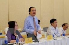 Bộ trưởng Phùng Xuân Nhạ giải trình các vấn đề liên quan đến SGK lớp 1