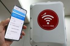 Thủ đô Seoul triển khai dịch vụ wifi công cộng miễn phí tốc độ cao