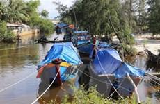Quảng Trị di dời hàng chục nghìn người dân để tránh bão, ngập lụt