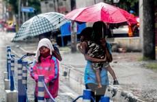 Bão Molave khiến hàng nghìn người ở Philippines phải sơ tán