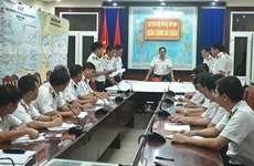 Quân chủng Hải quân lập Sở Chỉ huy tiền phương cứu hộ ngư dân