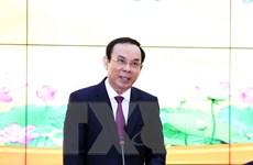 Lãnh đạo Thành phố Hồ Chí Minh gặp gỡ đại biểu kiều bào