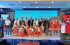 Giao lưu văn hóa thắm tình hữu nghị Việt Nam và Liên bang Nga