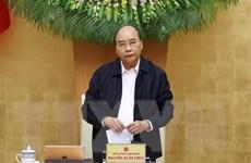 Thủ tướng Nguyễn Xuân Phúc: Đẩy nhanh tiến trình phục hồi kinh tế
