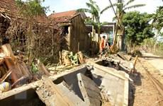 [Photo] Tỉnh Quảng Bình gian nan tái thiết sau đợt mưa lũ lịch sử