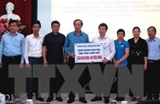 Bộ Giáo dục-Đào tạo hỗ trợ học sinh, giáo viên vùng lũ Thừa Thiên-Huế