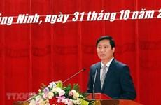 Phê chuẩn ông Nguyễn Tường Văn làm Chủ tịch UBND tỉnh Quảng Ninh