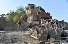 Liên tiếp xảy ra các vụ tấn công gây nhiều thương vong tại Afghanistan