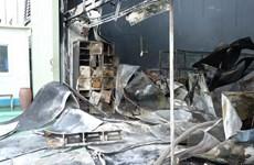 Bắc Ninh: Cháy lớn ở Cụm Công nghiệp Khắc Niệm, 3 công nhân bị thương