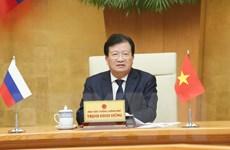 Việt Nam-Liên bang Nga: Chung tầm nhìn về phát triển quan hệ hợp tác