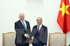 Thủ tướng: Thúc đẩy quan hệ thương mại Việt-Nga sớm đạt 10 tỷ USD