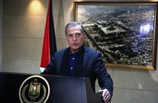 Chính quyền Palestine sẵn sàng trở lại bàn đàm phán với Israel