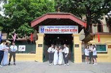 Trường THPT Trần Phú-Hoàn Kiếm - tiên phong trong đổi mới giáo dục