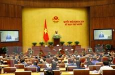 Quốc hội thông qua Nghị quyết về tổ chức chính quyền đô thị tại TP.HCM