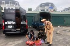 Quảng Ninh: Phát hiện vụ vận chuyển 207 cá thể rùa không rõ nguồn gốc