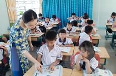 Long An chú trọng đầu tư cơ sở vật chất phục vụ đổi mới giáo dục