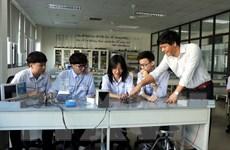"""Bắc Ninh: Những dự án """"Vàng"""" của học sinh trường THPT Chuyên Bắc Ninh"""