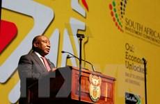 Nam Phi thu hút 7 tỷ USD vốn cam kết tại hội nghị đầu tư quốc tế