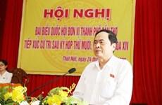 Chủ tịch MTTQ: Kiên quyết thu hồi tài sản trong các vụ án tham nhũng