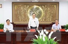 Đoàn Ban Chỉ đạo TW về phòng, chống tham nhũng làm việc tại Bạc Liêu