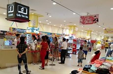 Thị trường bán lẻ Việt Nam hấp dẫn nhà đầu tư nước ngoài
