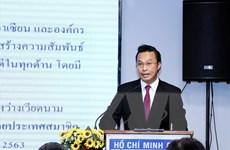 Quan hệ Việt Nam-Thái Lan phát triển tốt đẹp trên tất cả các lĩnh vực