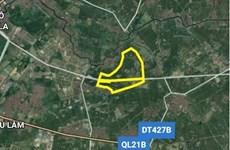 Thành phố Hà Nội điều chỉnh khu đô thị mới Mỹ Hưng-Cienco 5