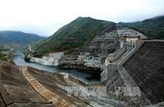 Theo dõi diễn biến sạt lở phía hạ lưu đập Thủy điện Hương Điền