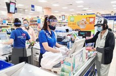 TP Hồ Chí Minh: Nguồn cung các sản phẩm phòng, chống dịch dồi dào