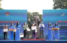 Trao tặng 20 tập thể, cá nhân giải thưởng Tình nguyện quốc gia 2020