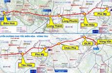 Bộ Giao thông Vận tải triển khai Dự án cao tốc Biên Hòa-Vũng Tàu