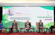 Ngành công nghiệp thực phẩm chuyển đổi trước yêu cầu thị trường
