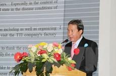 Kết nối đầu tư cho doanh nghiệp công nghiệp hỗ trợ nhỏ và vừa