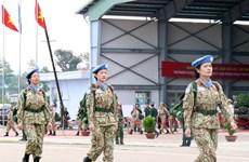 Nghị quyết về tham gia lực lượng gìn giữ hòa bình của Liên hợp quốc