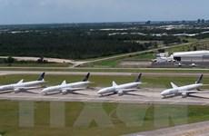United Airlines công bố dự án thu hồi carbon trực tiếp quy mô lớn