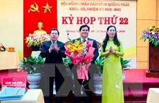 Quảng Ngãi bầu thêm một Phó Chủ tịch Ủy ban nhân dân tỉnh