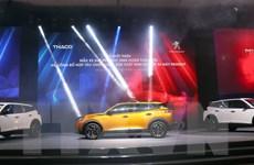 Thaco Trường Hải hợp tác chiến lược sản xuất kinh doanh xe máy Peugeot
