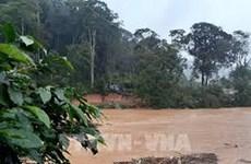 Lâm Đồng: Tìm thấy thi thể nam thanh niên rơi xuống hồ sau gần 2 ngày