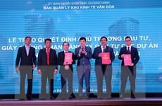 Công bố quy hoạch phân khu chi tiết trên địa bàn Khu kinh tế Vân Đồn