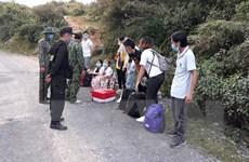 Bộ đội biên phòng Xín Cái thực hiện tốt gìn giữ biên giới, chống dịch