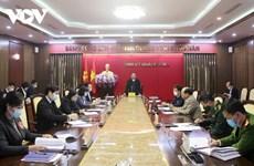 Yêu cầu chuyển công tác cán bộ liên quan vụ buôn lậu ở Bắc Phong Sinh