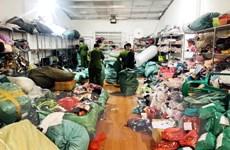 Lạng Sơn liên tiếp bắt nhiều vụ vận chuyển hàng hóa nhập lậu